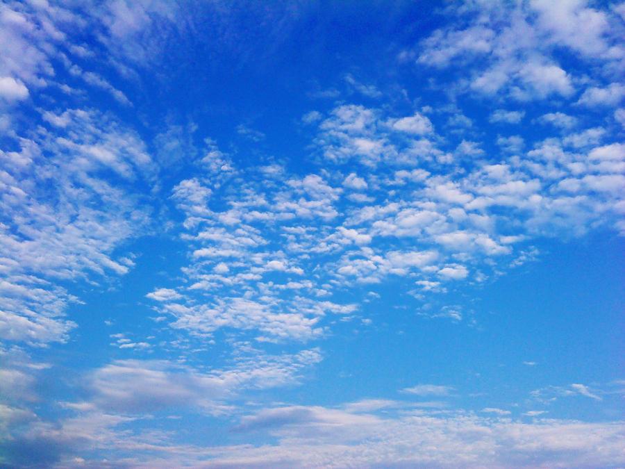 Little Cloud Of Blue Sky By DoubleJ333 On DeviantArt