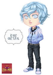 Icaro Quetzal - Chan-Prin