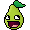 Awesome Pear by AveilaRose