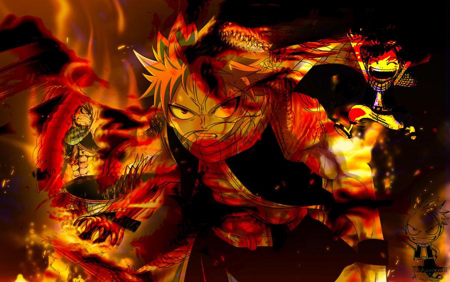 natsu wallpapers dragon slayer - photo #20