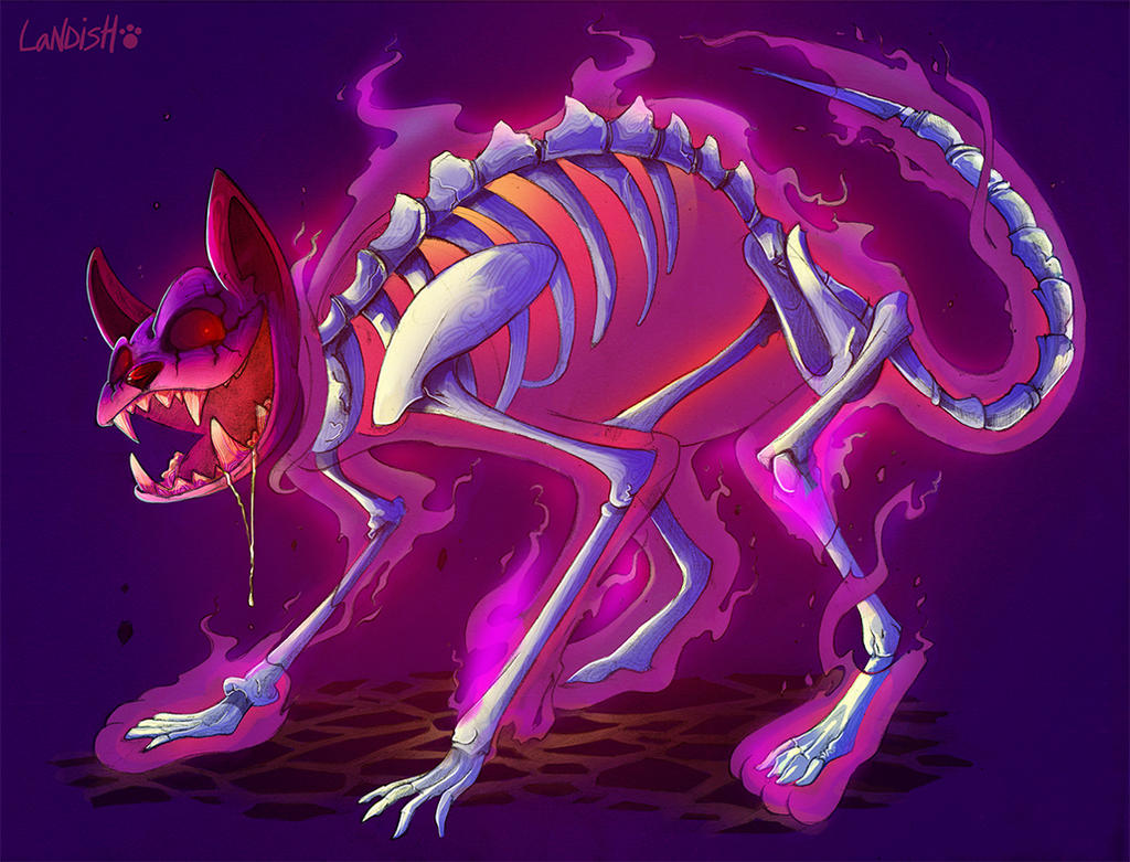 Cheshire Cat by AlexLandish