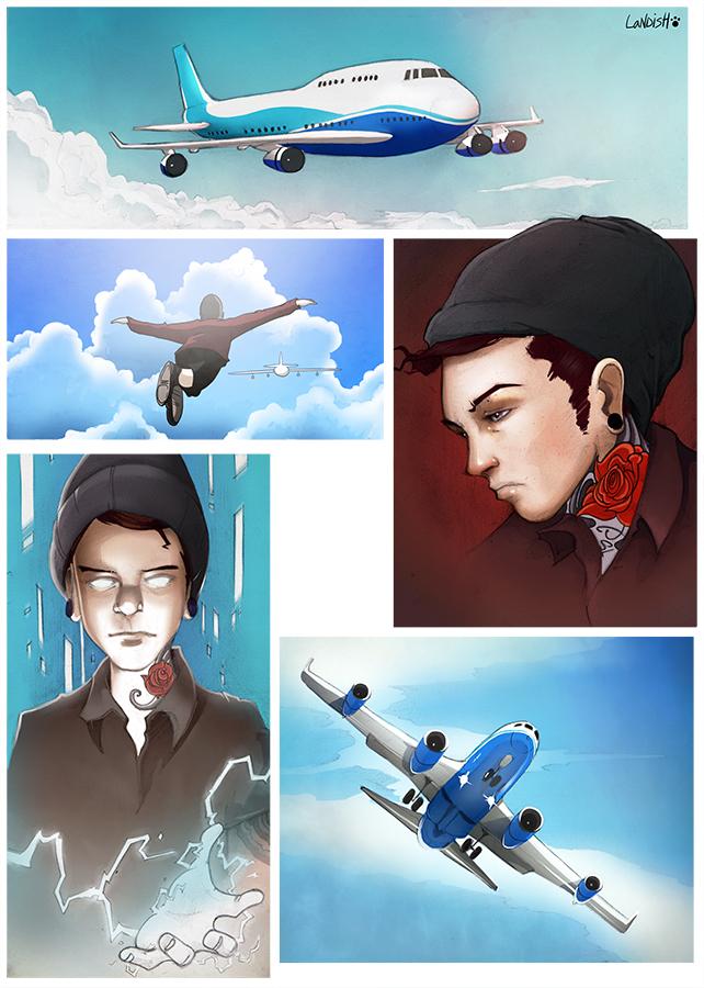 Fly high by AlexLandish