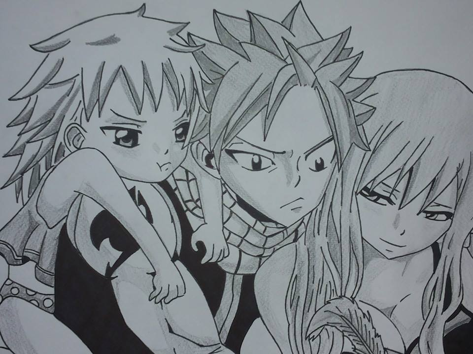 NaLU Family by Mirza91