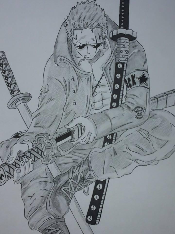 Roronoa Zoro Strawhats Army by Mirza91