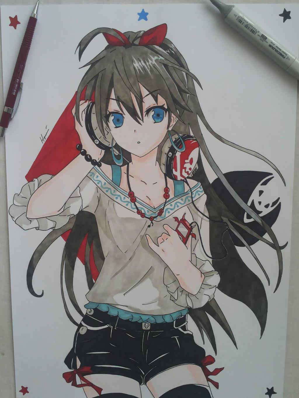 Kazumi's Deathbass by Mirza91