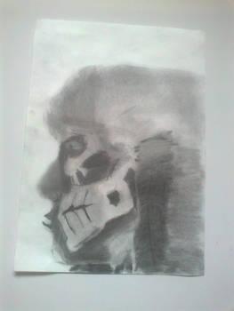 X-ray from my head,imagination...