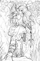 Montalve Commission Sketch by EUDETENIS