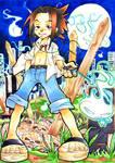 Asakura Yoh - Shaman King by EUDETENIS