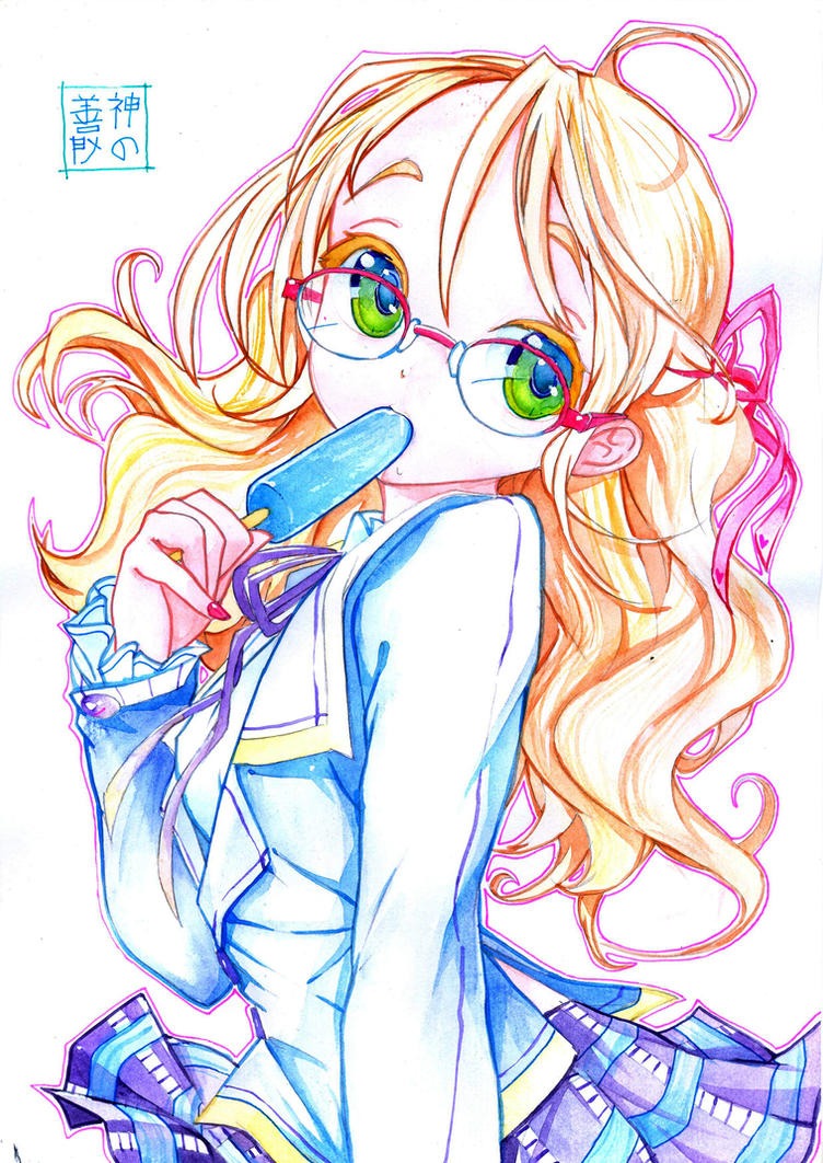 Ice Lolly by EUDETENIS
