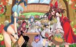 Bullying Rinnosuke by EUDETENIS