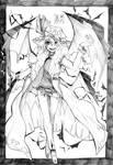 Dark Lord Scarlet by EUDETENIS