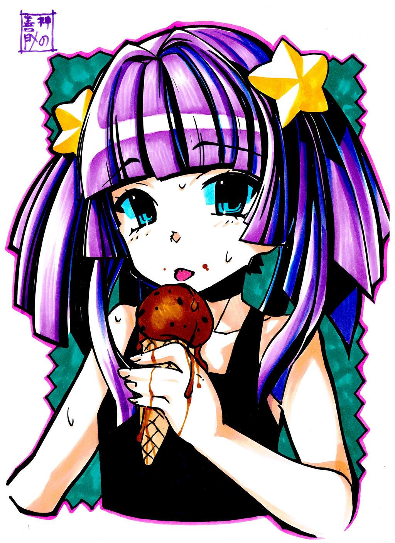 Chocolate Ice Cream by EUDETENIS