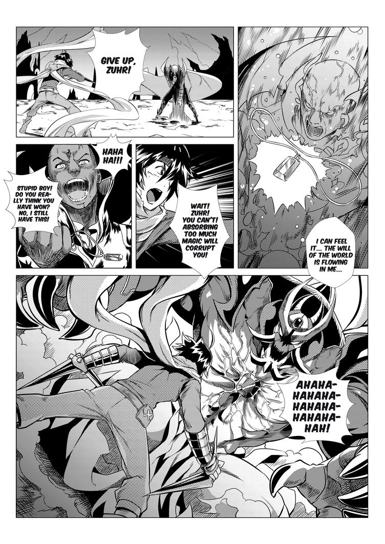 Reize Fight Page by EUDETENIS