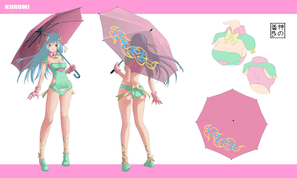 Kurumi Design Concept by EUDETENIS