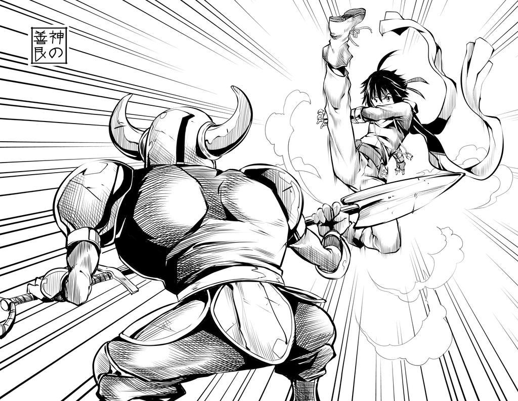 Shovel Knight: Boss Fight vs Reize