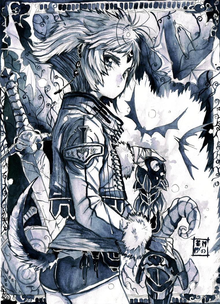 Bat Bio Boy by EUDETENIS