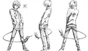 Ezerin Character Concept