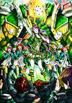 Brigada Ligeira Estelar - Idols by EUDETENIS