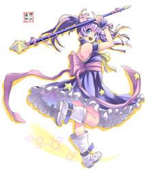 Maho Shojo Yukino by EUDETENIS