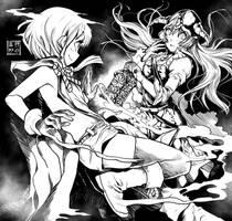 Haunted Lantern by EUDETENIS