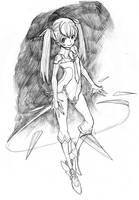 Chalala Girl by EUDETENIS