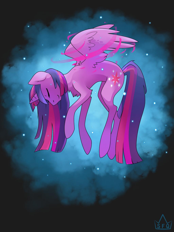 Metamorphasis by Stickaroo