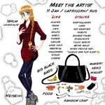 Meet the artist by heiseihi