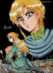 Princess Kouren by heiseihi