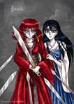 Yona and Lili by heiseihi