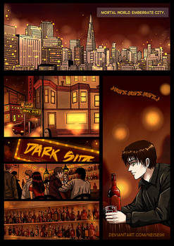 Time to Live ch 0 p 1