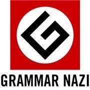 Grammar Nazi by GrammarNaziIcon