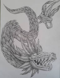 feathered serpent II