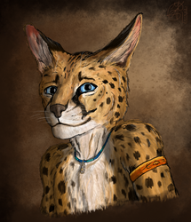Simple serval