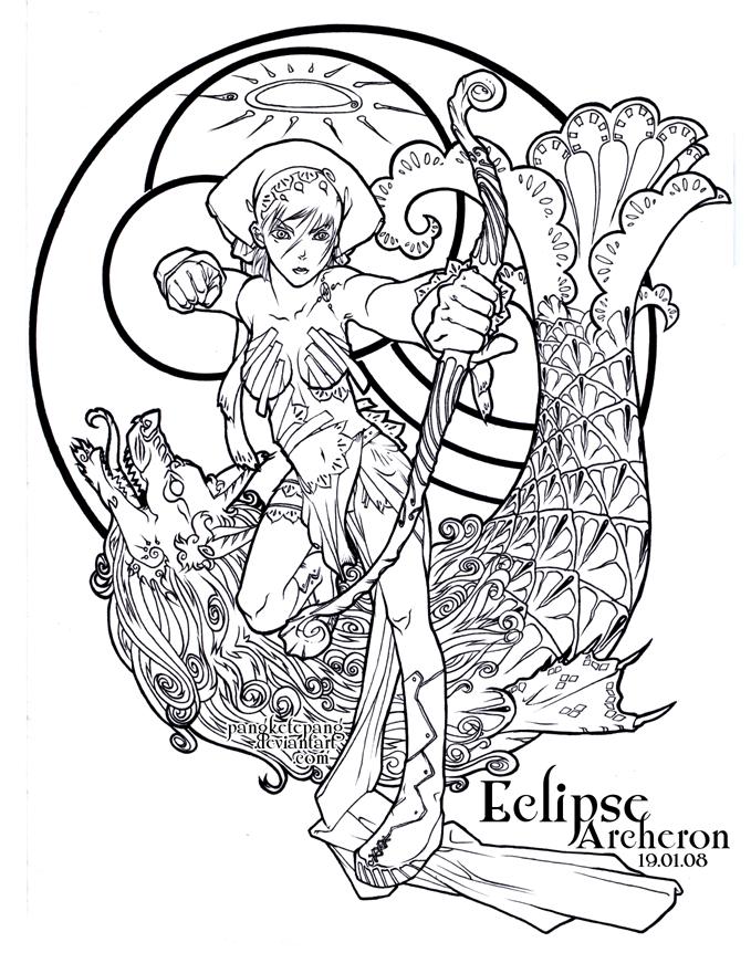 Eclipse Archeron by pangketepang