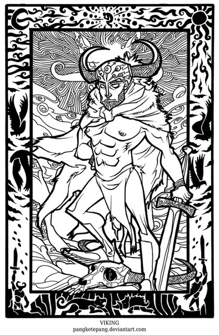Viking by pangketepang