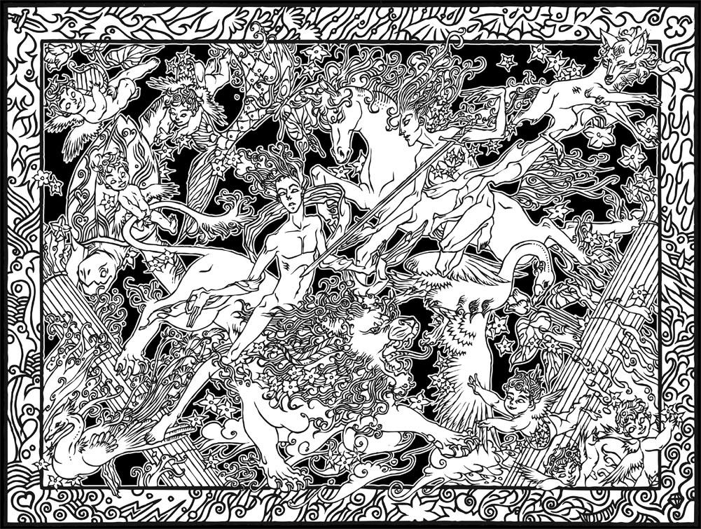 Ancient War by pangketepang