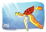 04 Uncle Sammy Sea Turles by pangketepang