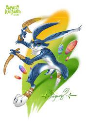 Easter Bunny - ROTG by pangketepang