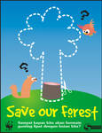 poster: Save Our Forest