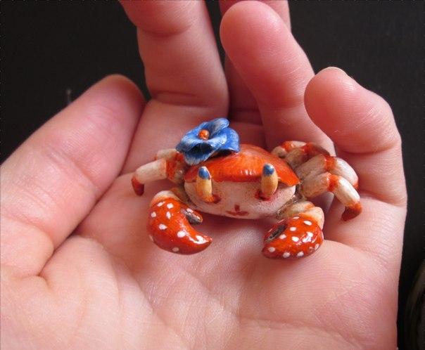 crab by Drakkara