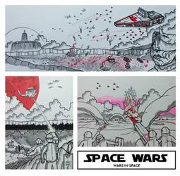 Some Star Wars Fanart