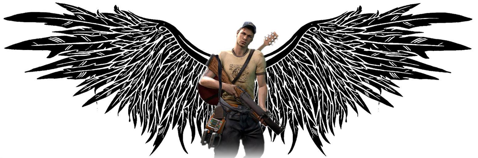 Ellis Wings2 by AngelWings16