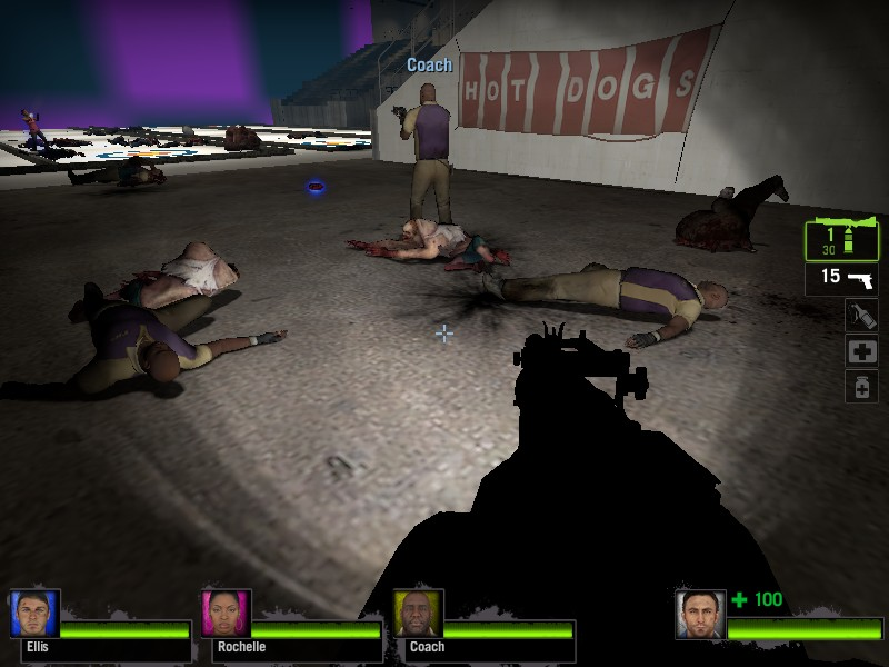Coach and his multiple dead bodies. by AngelWings16