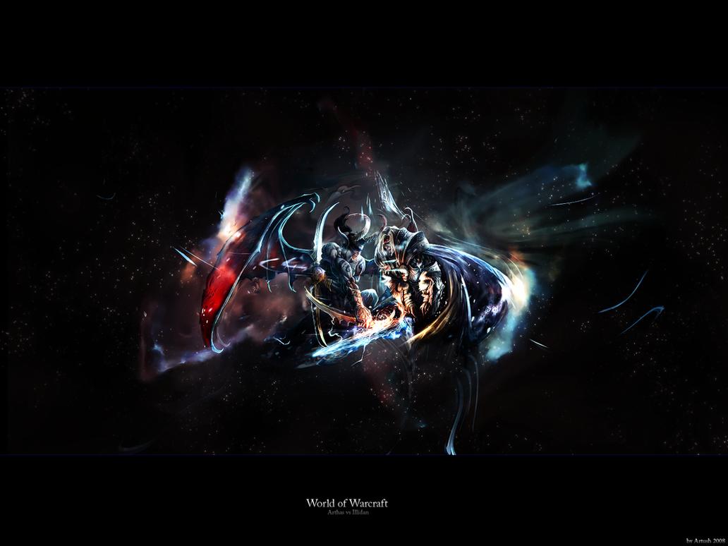 World of Warcraft wallpaper by Artush