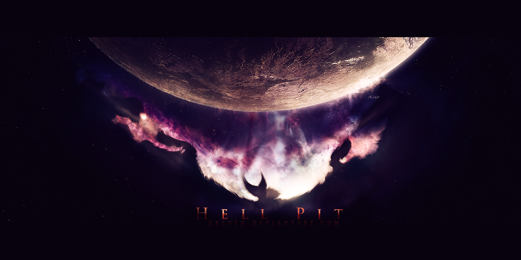 Hell Pit by Artush