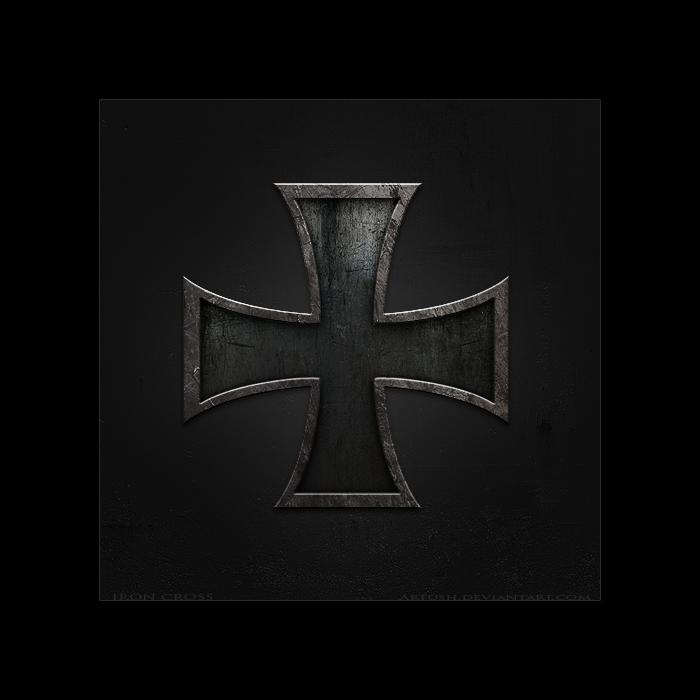 Iron Cross By Artush