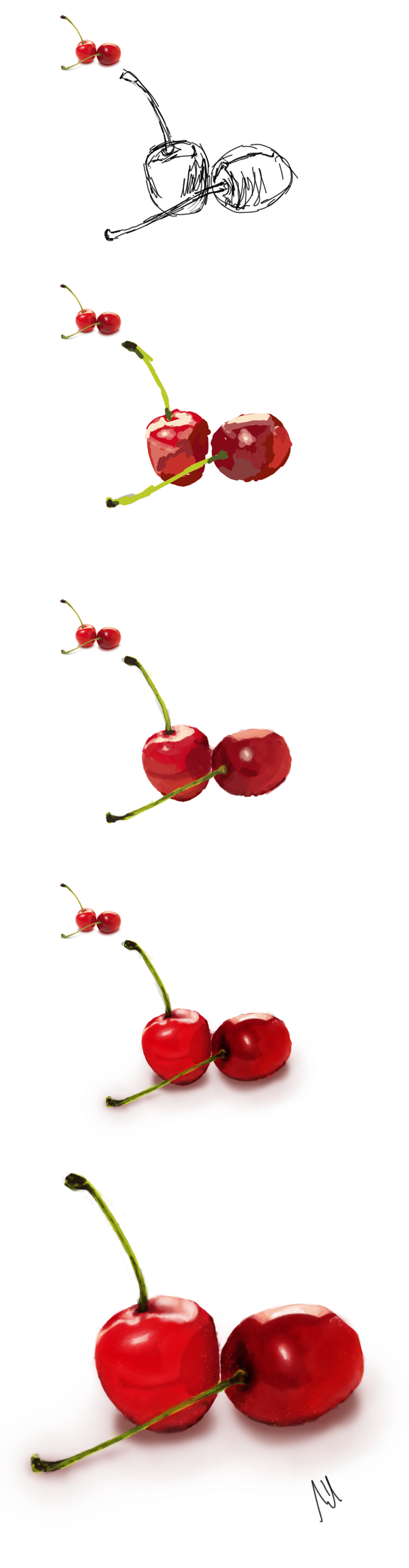 Cherry by Artush