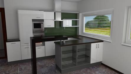 Kitchen by Artush