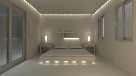 Bedroom by Artush