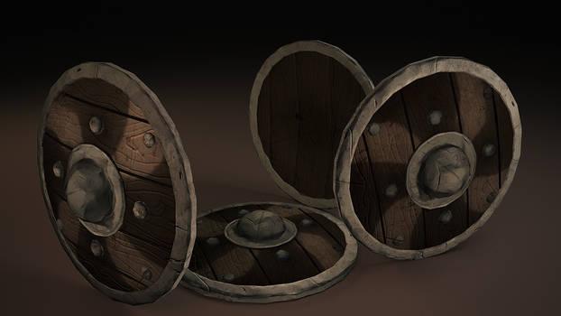 Shield - Game - PolycountNoobChallange